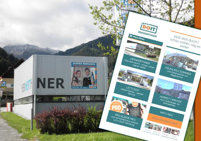 © HERWERTHNER GmbH._LET'S DOIT Fachmarkt in Trieben_GARTEN | WERKZEUG | HAUSHALT_Öffnungszeiten-INFOs Kurz&Bündig