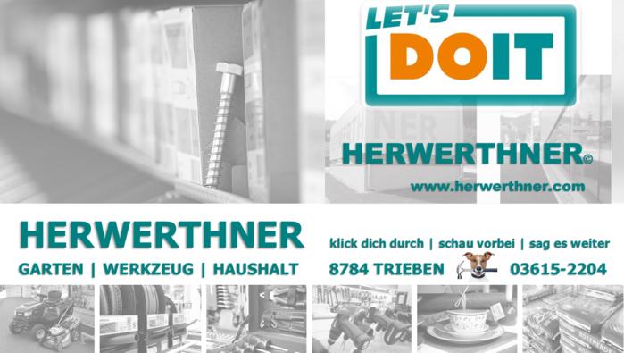© HERWERTHNER GmbH in Trieben_LET'S DOIT Fachgeschäft_Garten | Werkzeug | Haushalt
