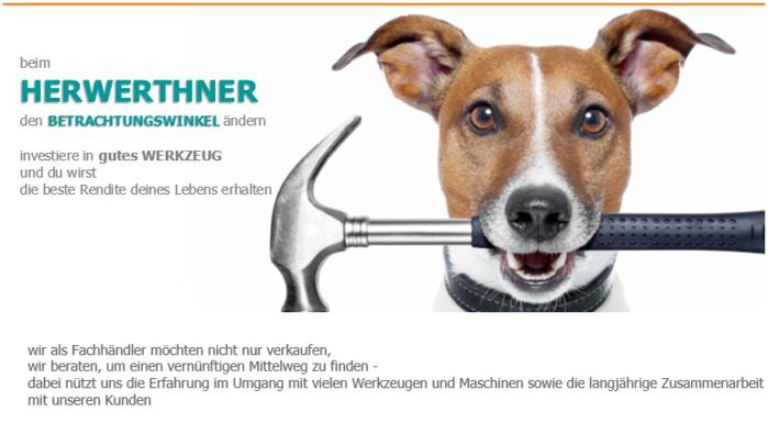 LET'S DOIT HERWERTHNER GmbH. GARTEN | WERKZEUG | HAUSHALT | Fachgeschäft in Trieben_unser Betrachtungswinkel