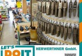 © HERWERTHNER GmbH. Serviceleistung Schlüsseldienst