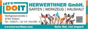 © HERWERTHNER GmbH. Initiativbewerbung