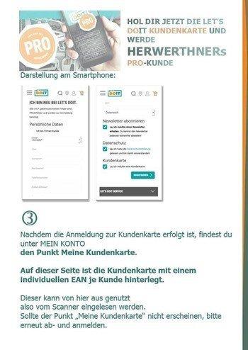 ©HERWERTHNERs PRO-Anmeldehilfe 3 - werde unser PRO-Kunde