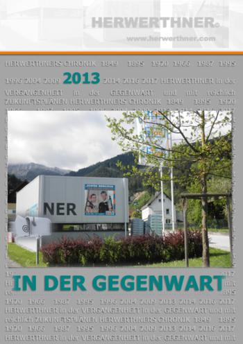 ©HERWERTHNER GmbH.im Wandel der Zeit