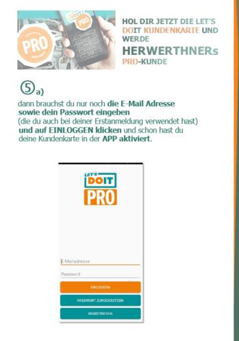 ©HERWERTHNERs PRO-Anmeldehilfe 6 - werde unser PRO-Kunde
