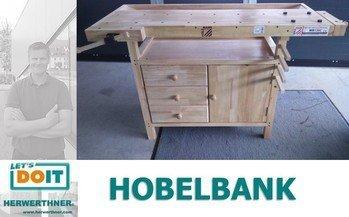 ©HERWERTHNER GmbH. AKTIONEN % WERKZEUGE | MASCHINEN_Hobelbank