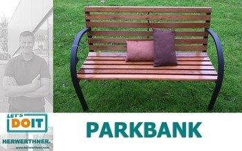 ©HERWERTHNER GmbH. AKTIONEN % WERKZEUGE   MASCHINEN_Parkbank