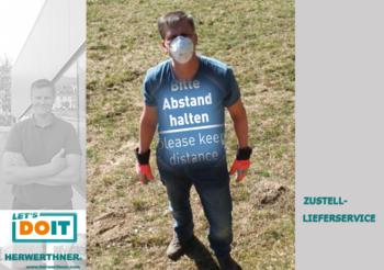 ©LET'S DOIT HERWERTHNER Serviceleistungen-Zustell-Lieferservice