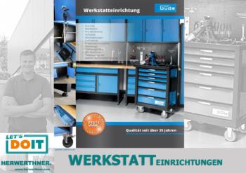 ©GÜDE Werkstatteinrichtungen_LET'S DOIT HERWERTHNER GmbH. Trieben - GARTEN | WERKZEUG | HAUSHALT - Starke Marken-Starker Service