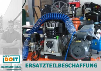 ©LET'S DOIT HERWERTHNER Serviceleistungen-Ersatzteilbeschaffung