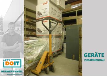 ©LET'S DOIT HERWERTHNER Serviceleistungen-Geräte Zusammenbau