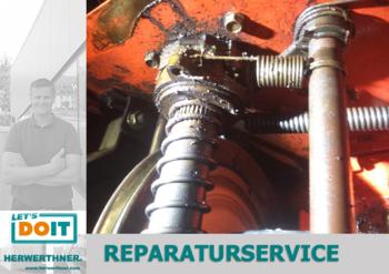 ©LET'S DOIT HERWERTHNER Serviceleistungen-Reparaturservice